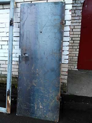 металлические двери фрунзенский район